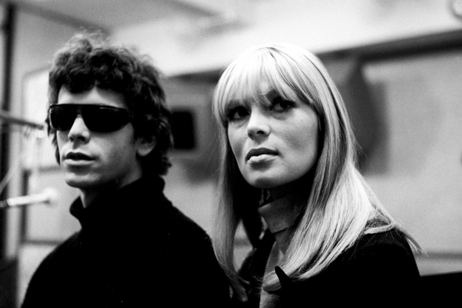 Lou Reed and Nico
