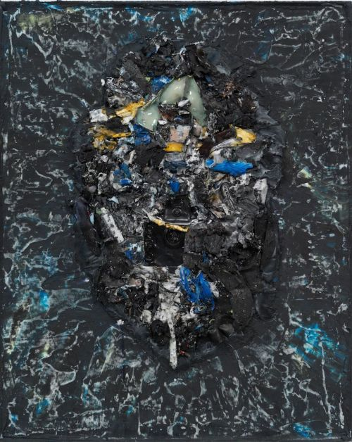 Jack Whitten Self Portrait II 2014