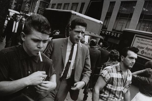 Garry Winogrand, New York