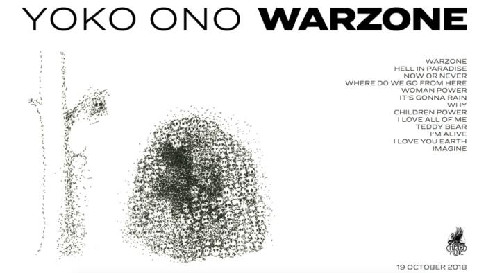 Yoko Ono, Warzone