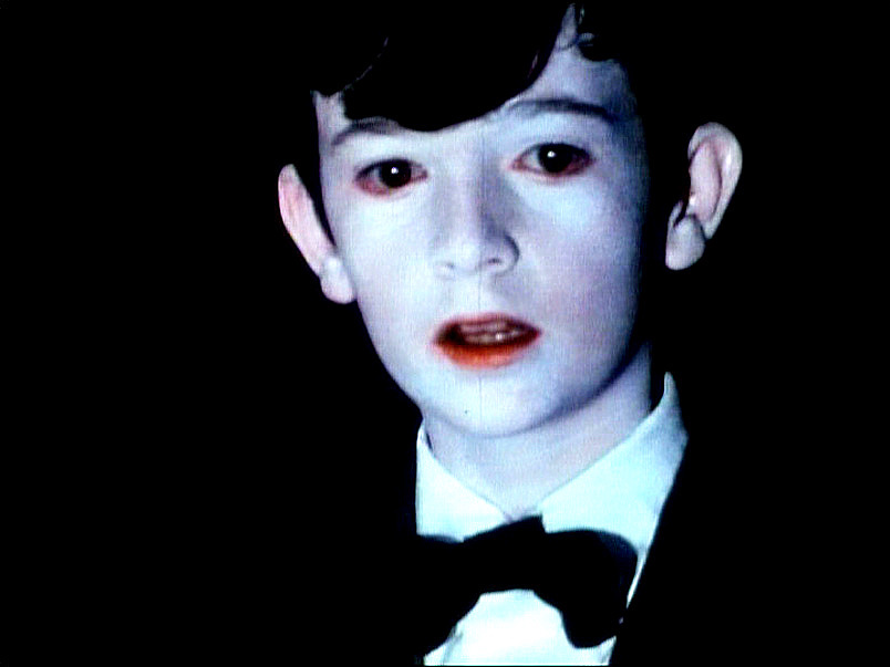 Richard White as the Boy, in David Lynch's The Grandmother (1970)