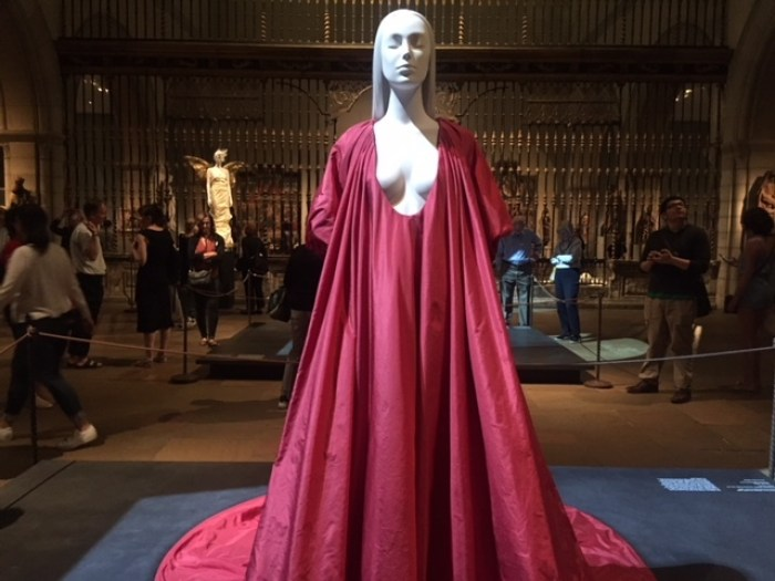 Heavenly Bodies, at the Met Fifth Avenue