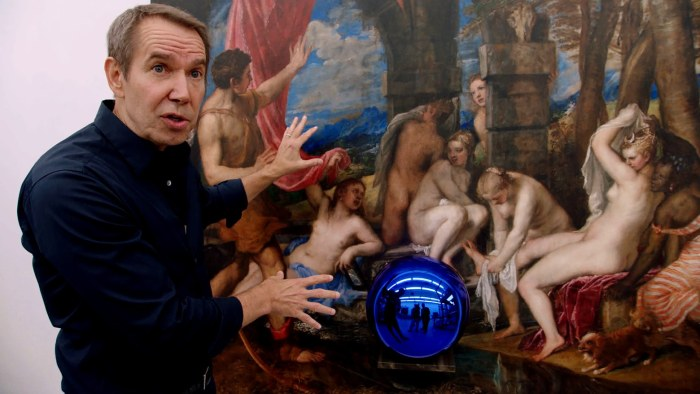 Jeff Koons in The Price of Everything (2018)