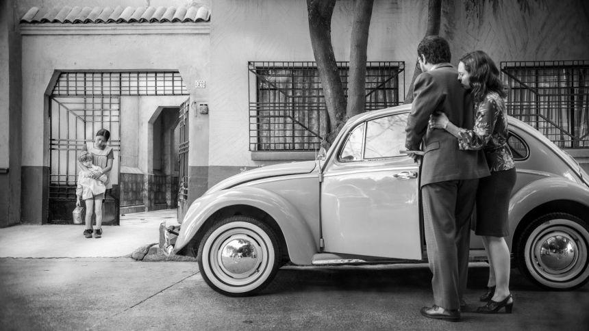 Alfonso Cuaron's Roma (2018)