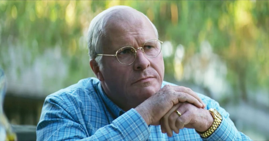 Christian Bale in Vice (2018)