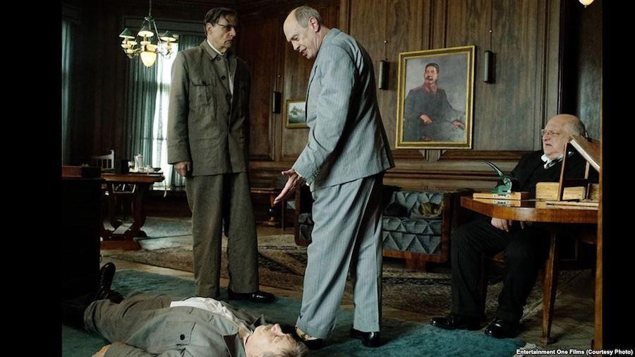Armando Iannucci's The Death of Stalin (2018)