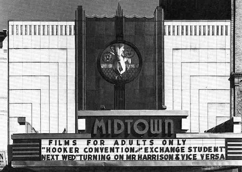 The Old Midtown Theater, NYC