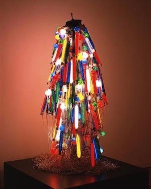 Atsuko Tanaka, Electric Dress (1956)