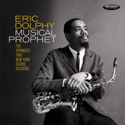 Eric Dolphy's Musical Prophet: The Expanded New York Studio Sessions (1963) reviewed at Riot Material Magazine