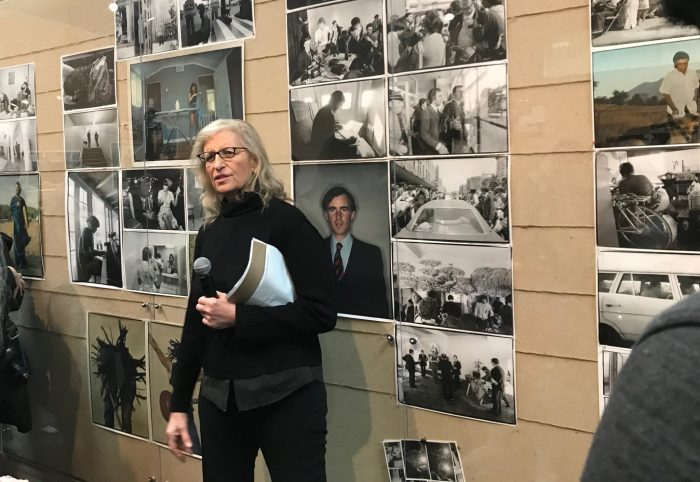 Annie Liebowitz, The Early Years: 1970-1983, at Hauser & Wirth, Los Angeles, reviewed at Riot Material Magazine.