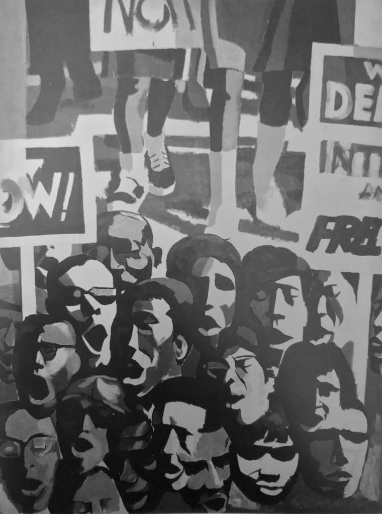 Reginald Gammon, Freedom Now, 1963