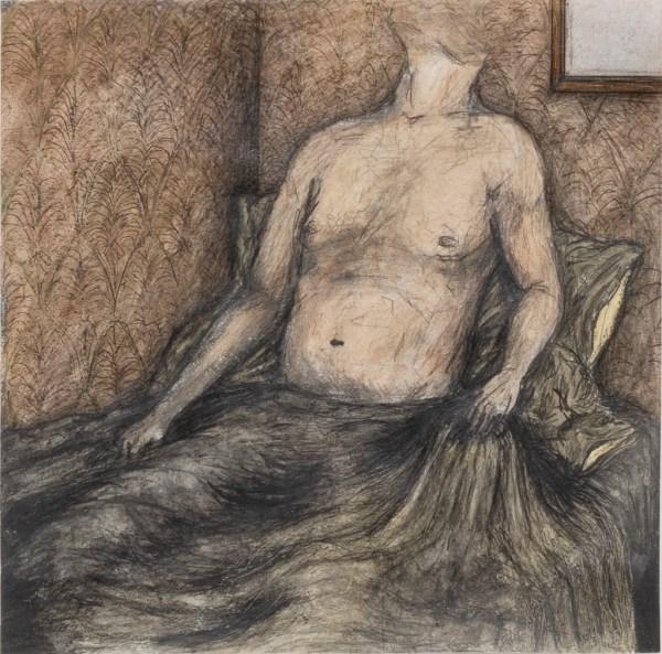 Dan Herschlein, In the Damp Room, 2017