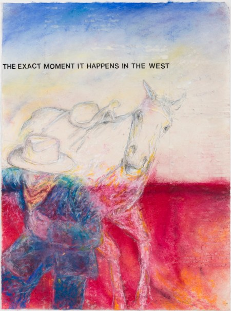 Terry Allen, The Exact Moment (MemWars), at Riot Material, LA's premier art magazine.