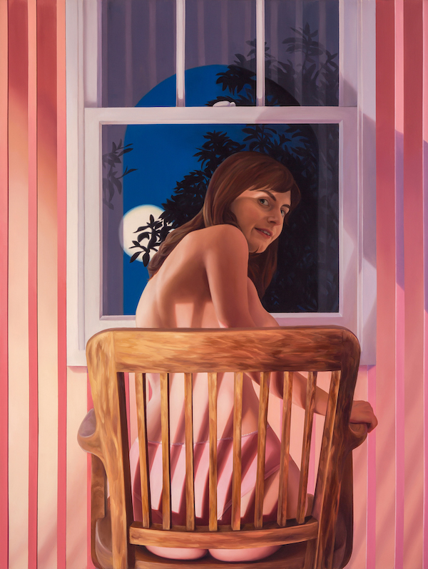 Starling. Laura Krifka's latest exhibition at Luis De Jesus is reviewed at Riot Material, LA's premier art magazine.