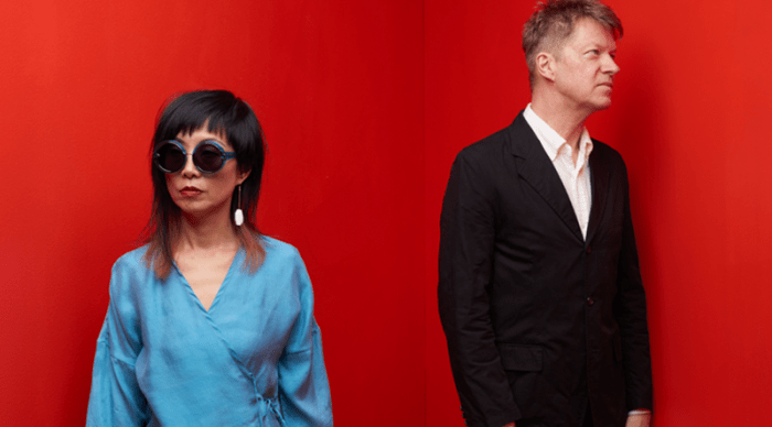 Nels Cline & Yuka Honda of CUP. Spinning Creatures is reviewed at Riot Material magazine.