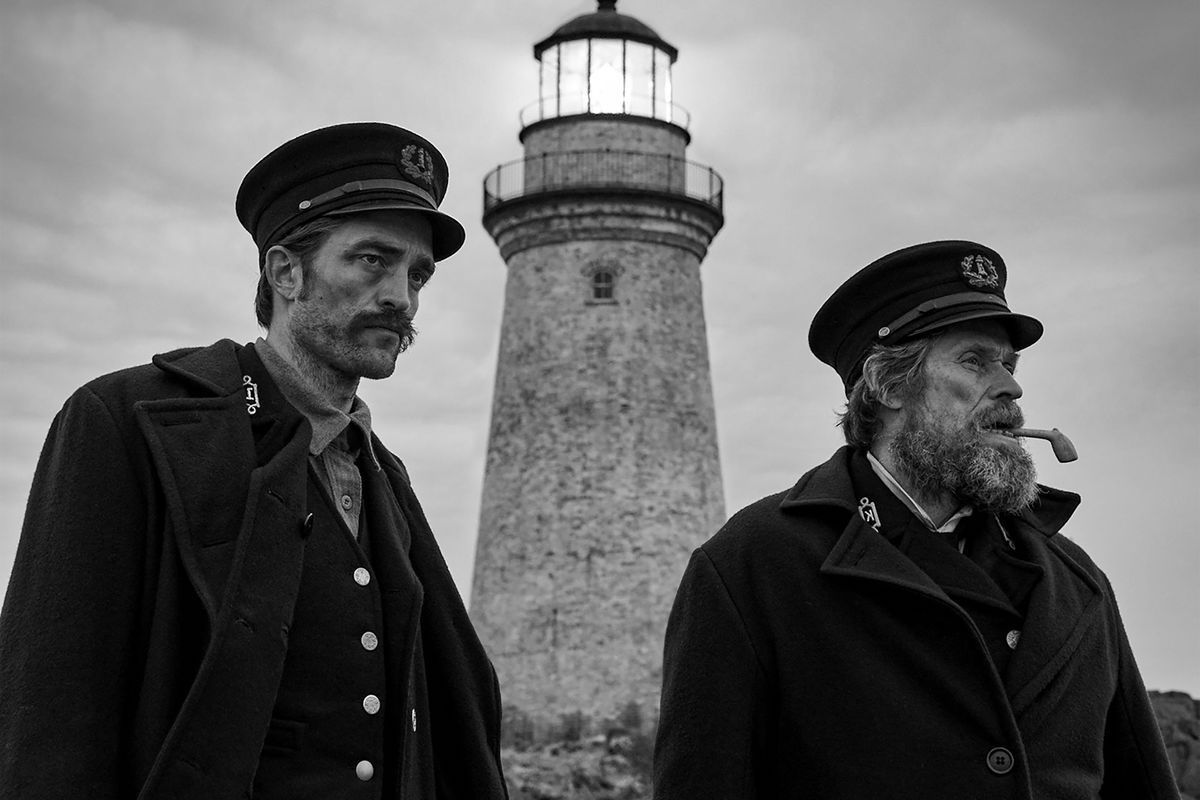 Atmosphere So Thick You'll Choke: Robert Eggers' The Lighthouse – Riot  Material