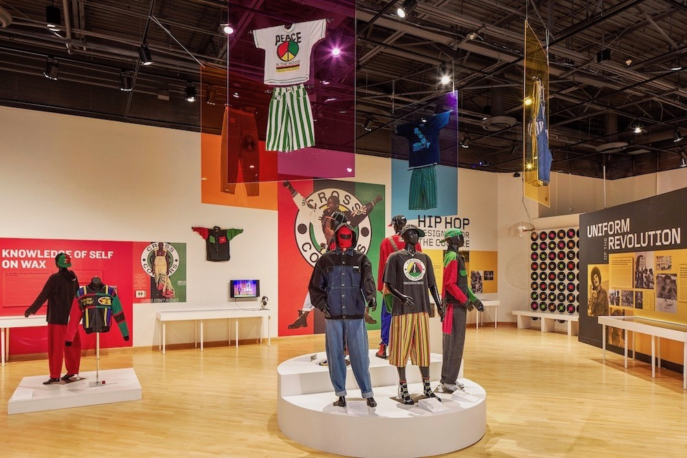 Cross Colours: Black Fashion in the 20th Century, currently at CAAM, is reviewed at Riot Material, LA's premier art magazine.