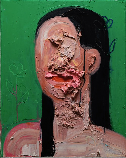 Artist Corey Lamb