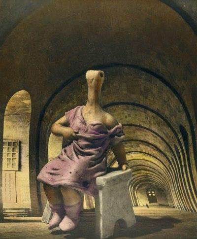 Dora Maar, 29 rue d'Astorg c.1936, at Tate Modern. Reviewed at Riot Material Magazine.