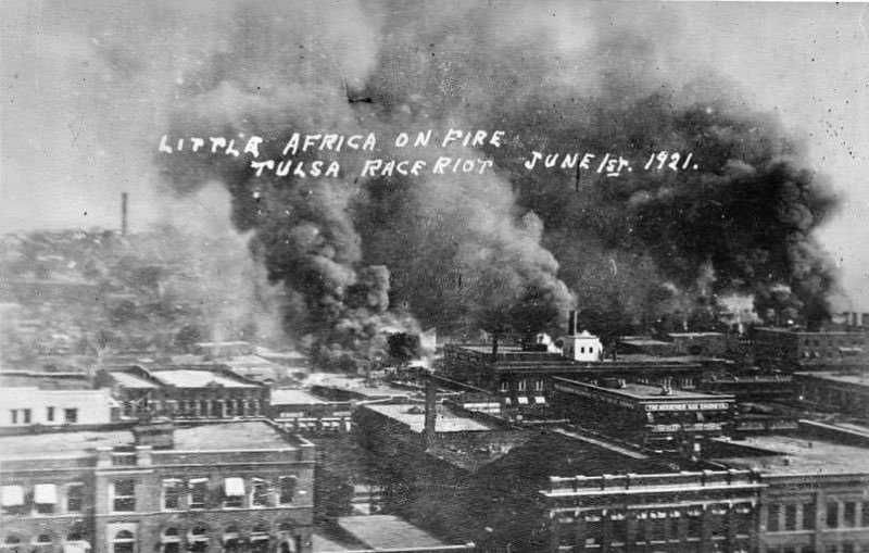 Little Africa on fire: the Tulsa Race Riot of 1921