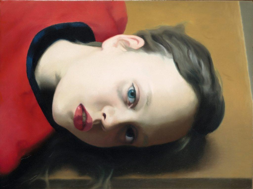 Gerhard Richter, Betty (1977), at Riot Material