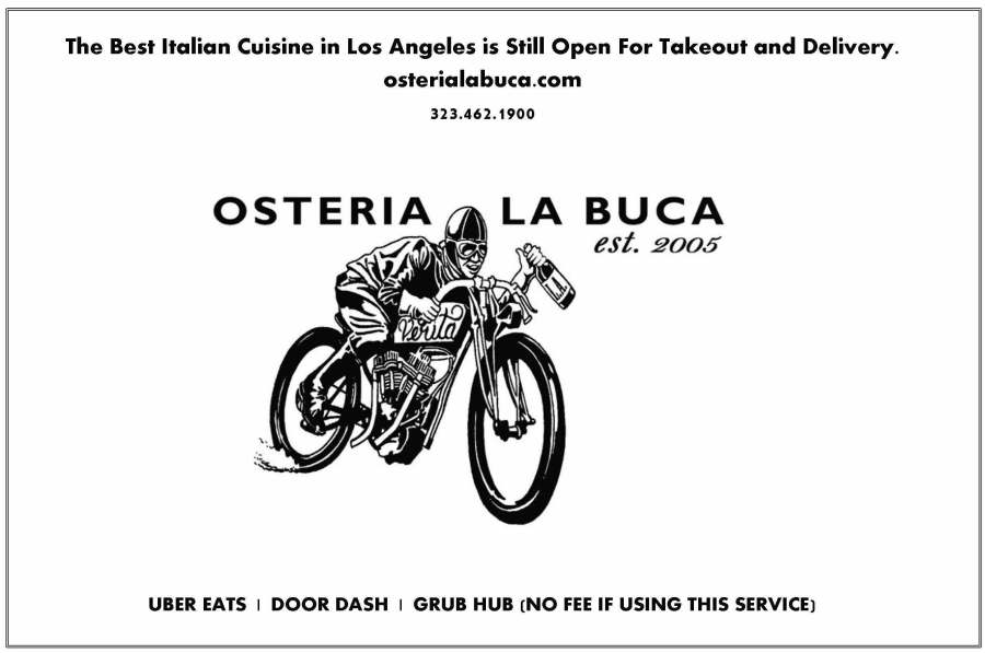 Osteria La Buca, Los Angeles
