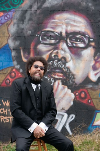 "Cornel West and his 2001 Preface to Race Matters: ""Democracy Matters in Race Matters."" At Riot Material."