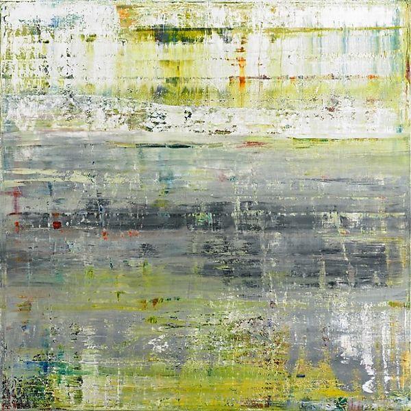 Gerhard Richter, Cage (2), 2006