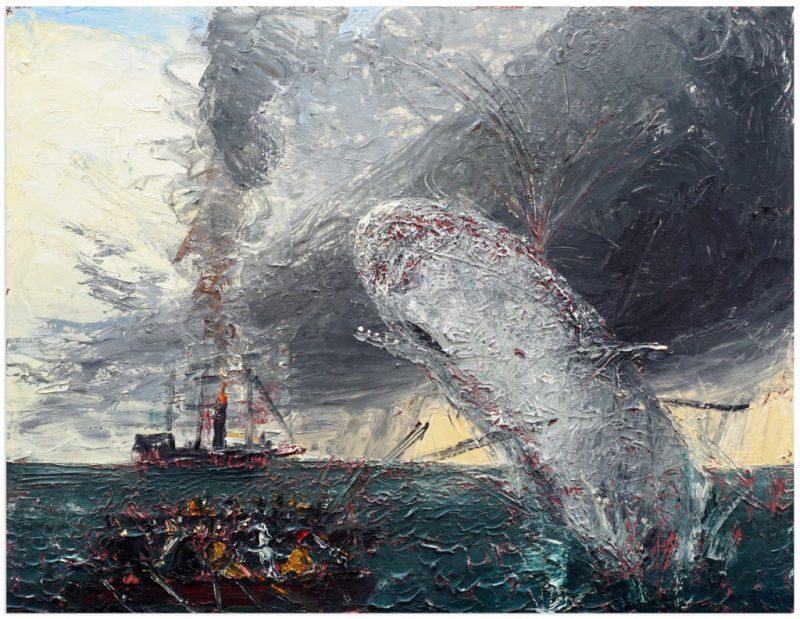 John Bradford, Moby Dick
