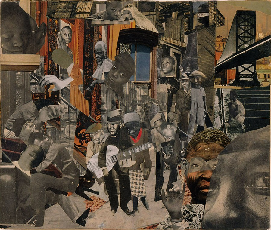 "Two books on Romare Bearden, ""An American Odyssey: The Life and Work of Romare Bearden"" and ""The Romare Bearden Reader"" are reviewed at Riot Material Magazine"