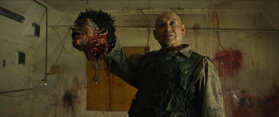 Stonehorse Lone Goeman in Blood Quantum (2019)