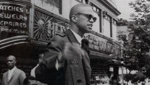 Malcolm X, Harlem 1963