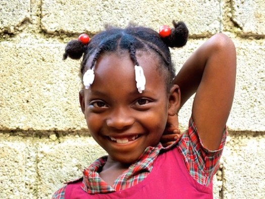 Enjoy fundraiser to assist kids like this cute little girl.