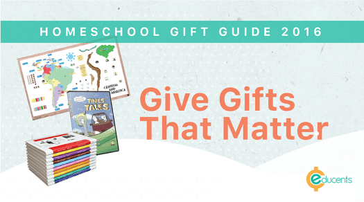 Consider giving gifts that matter.