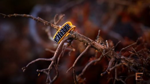 Lore tells us that Blue Sapphires are effective for channeling healing powers from an angelic or higher source.  They bring you wisdom, truth, dignity, and spiritual mastery and symbolize faithfulness.