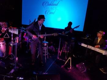 Rolando Morales at a private event last Saturday night