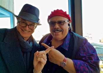 Rolando Morales and his Carlos Reyes will perform together on Saturday, 12/29/2018 at Havana's in Walnut Creek.