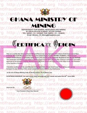 ghana scams africa romance