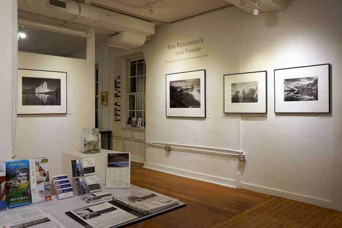 Ron Rosenstock Exhibit