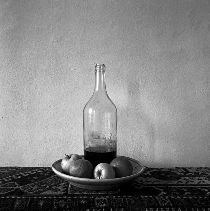 Stephan Brigidi book + Still life with Bottle