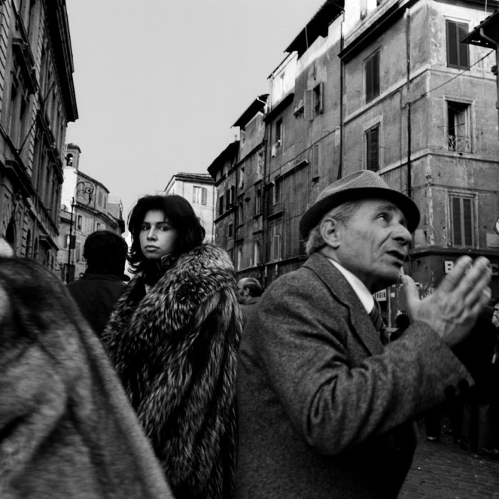 Stephan Brigidi book + Woman & Man, Ghetto