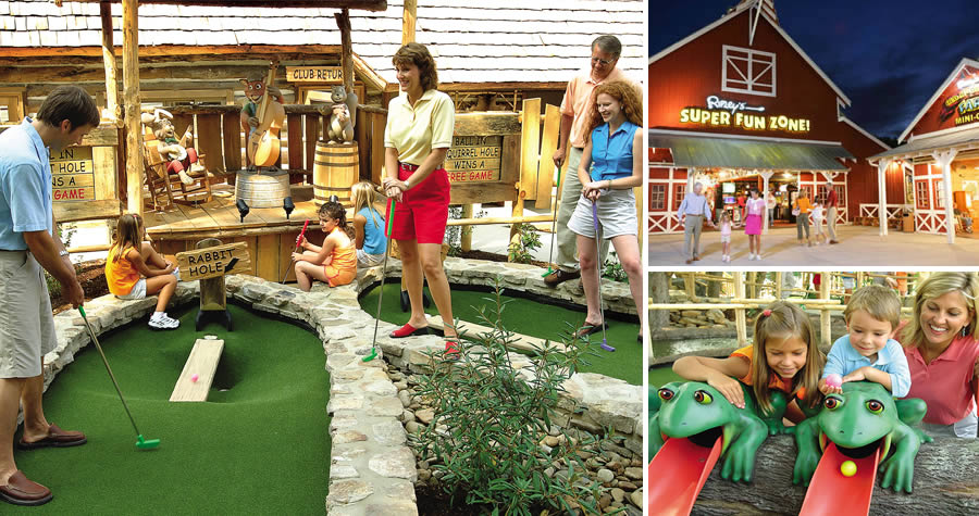 Ripley's Mini Golfs