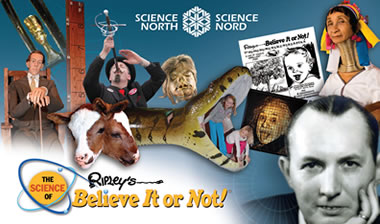 The Sience of Ripley's