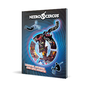 Nitro Circus Book Cover