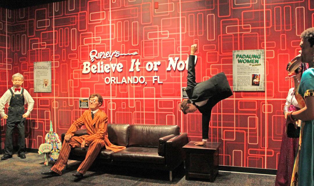 Inside It Orlando Ripleys Not Believe Or