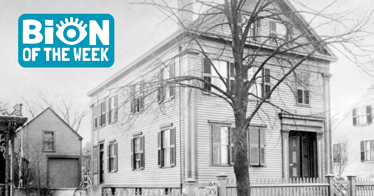 Lizzie Borden House Takes An Axe To The Real Estate Market