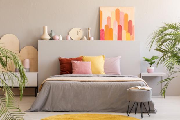 Peinture Taupe Dans Une Chambre Couleur Taupe Mode D Emploi Ripolin