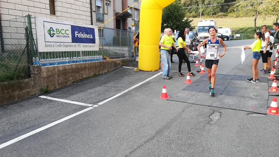 Jacopo Mantovani e Isabella Morlini vincono la Coppa LILT Ripoli Trail 2018