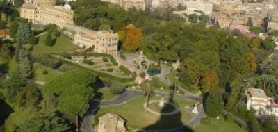 photo jardin du vatican 3