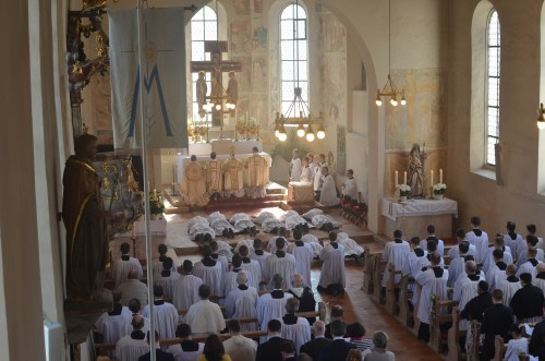 Ordinations diaconales FSSP 2016 3